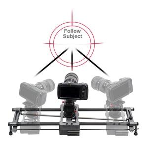 Image 2 - YC タマネギトラック炭素繊維調節可能な角度チューブフォローフォーカスパンスタビライザー用の DV ビデオ撮影