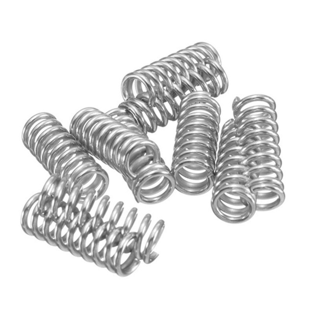 10pcs Leveling Spring Accessories for 3D Printer Extruder Heated Bed Ultimaker Makerbot