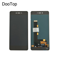 Original NEW For Highscreen Razar LCD Display Touch Screen Digitizer Assembly Free Tools For Russian