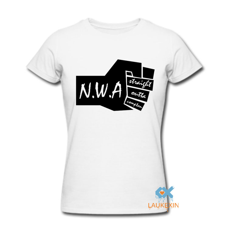 NWA Straight Outta Compton Men T Shirt Worlds Most Dangerous Group Ice Cube Dr Dre N.W.A DJ Hip Hop Rap Man Women T-Shirt tee