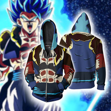 TSDFC dragon ball z Saiyan Son Goku Jacket Cosplay Costume Kakarotto Hoodies