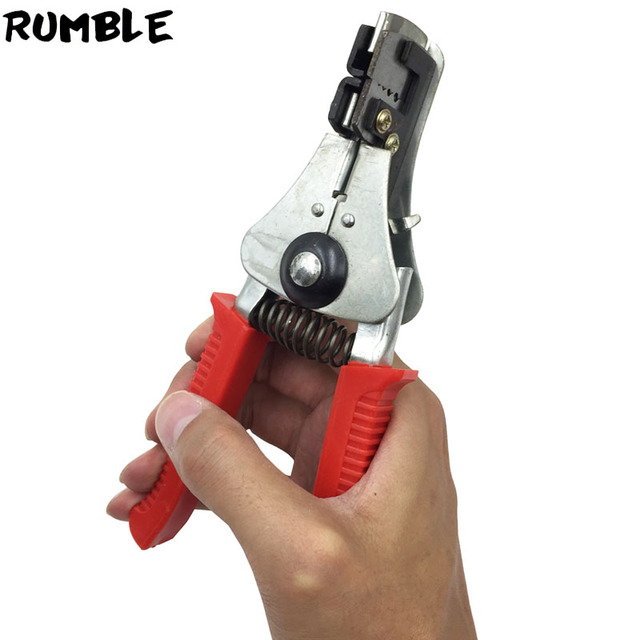 Automatic Cable Wire Stripper Stripping Cable Terminal Crimper ...