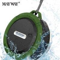 ポータブル防水バイクワイヤレスbluetoothスピーカースピーカーレシーバーサウンドボックスハンズフリーサブウーファー用xiaomi電話