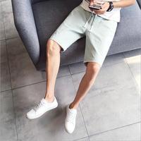 2018 летние хлопковые спортивные Шорты повседневные трендовые брюки летние мужские шорты щедрые модные P 58