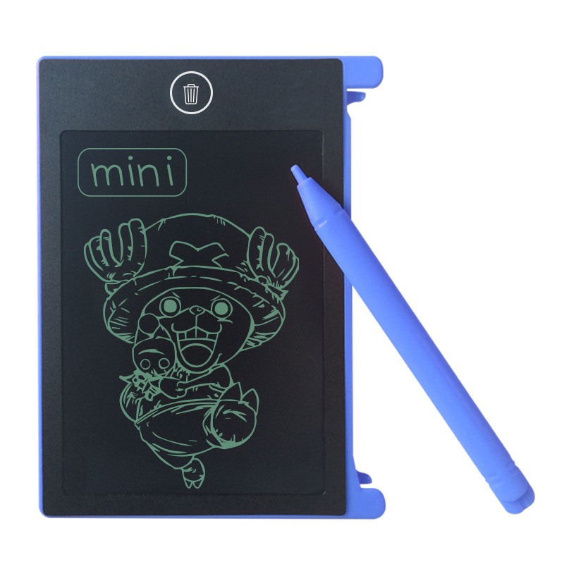 4.4 Inch Lcd Writing Tablet Toy Digital Drawing Tablet Handwriting Pads Electronic Board Toys For Children Educational Toys Latest Technology