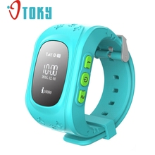 Excellent Quality 2016 Anti-lost Children Smart Watches GPS Positioning Bluetooth Wrist Watch For Android New Arrival