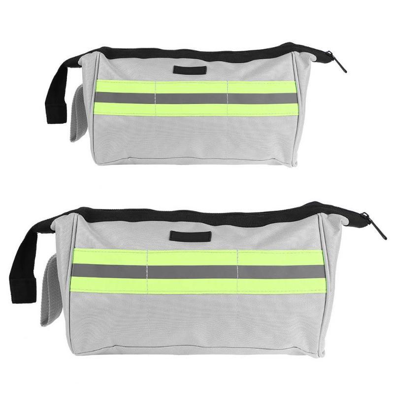 Waterproof Wear Resistant Zipper Storage Tools Bag Electrician Toolkit