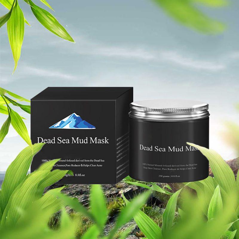 Dead sea mud mask moisturizing replenishment acne skin care Masks 5