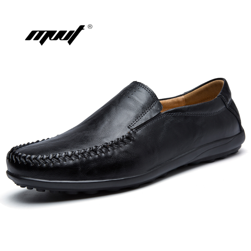 High Quality Genuine Leather Men Shoes Soft Moccasins Men's Flats Fashion Brand men Loafers Breathable Driving Shoes 2017 new brand breathable men s casual car driving shoes men loafers high quality genuine leather shoes soft moccasins flats