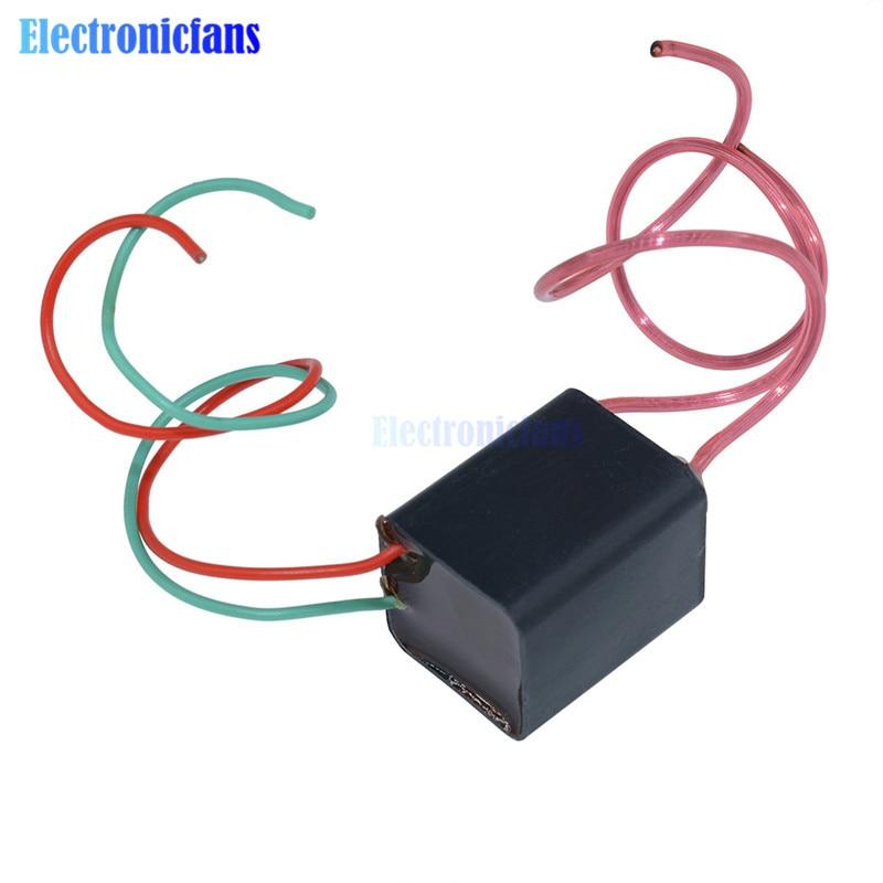 20KV DC High Voltage Generator Battery Boost Inverter Electric Lgnitor DIY Kits