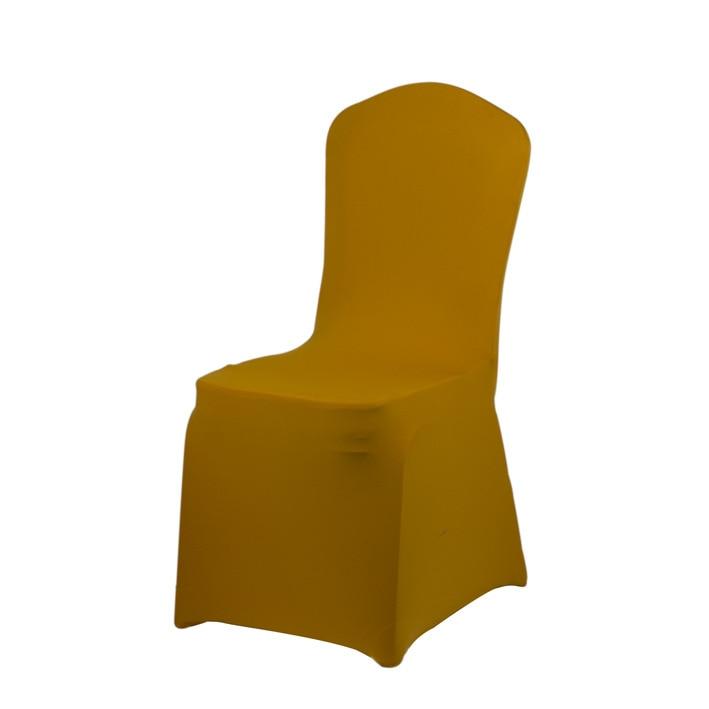Aliexpress.com : Buy Marious 100pcs Gold spandex Chair ...