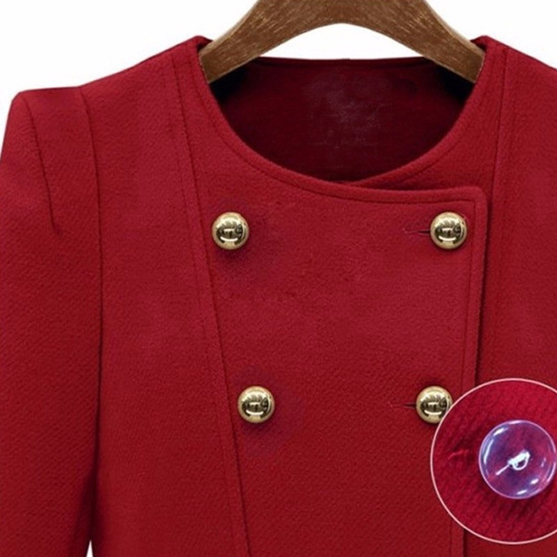Autumn Female Winter Long Red Coat Women 2017 Parka Overcoat ...