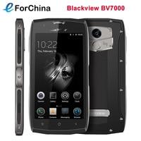 Blackview BV7000 4G Smartphone 16GB ROM 2GB RAM 3500mAh 5.0 inch Corning Glass 3 Android 7.0 MTK6737T Quad core 1.5GHz OTG NFC
