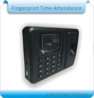 Free Shipping USB Biometric Fingerprint Time Attendance Clock Recorder Employee Digital Electronic English Voice Reader Machine
