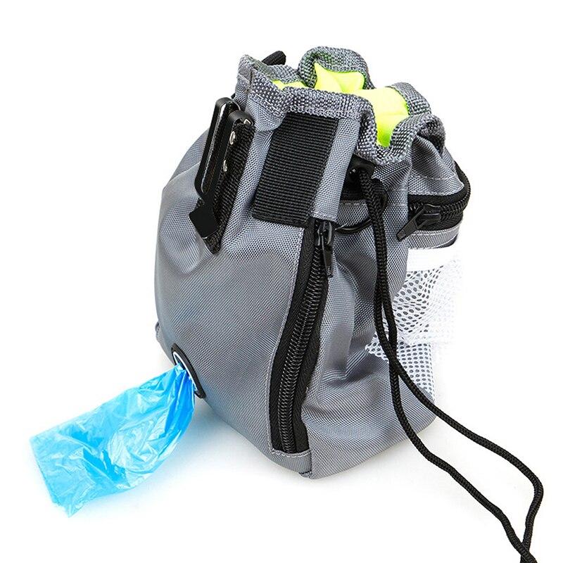 Dog Pouch Training Treat Bags Portable Detachable Doggie Pet Feed Pocket Pouch Puppy Snack Reward interactive Waist Coach Bag