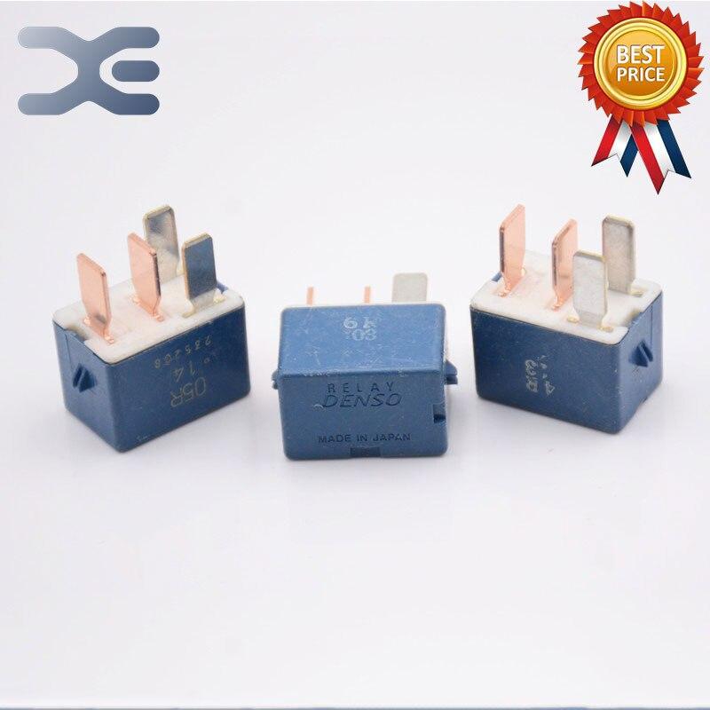 1Pcs 4Pin Relays 12V 20A Interior Parts Durable High Quality Universal Car Parts