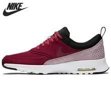 Original Nouvelle Arrivée 2016 NIKE AIR MAX THEA PRM LTH Chaussures de Course des Femmes Sneakers(China (Mainland))