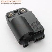 CDI/הצתה סליל עבור Piaggio 50 וספה Lxv Lx S Zip Diesis חירות טיפון Nrg כוח Dd 50cc 2 t 58095R 246010102