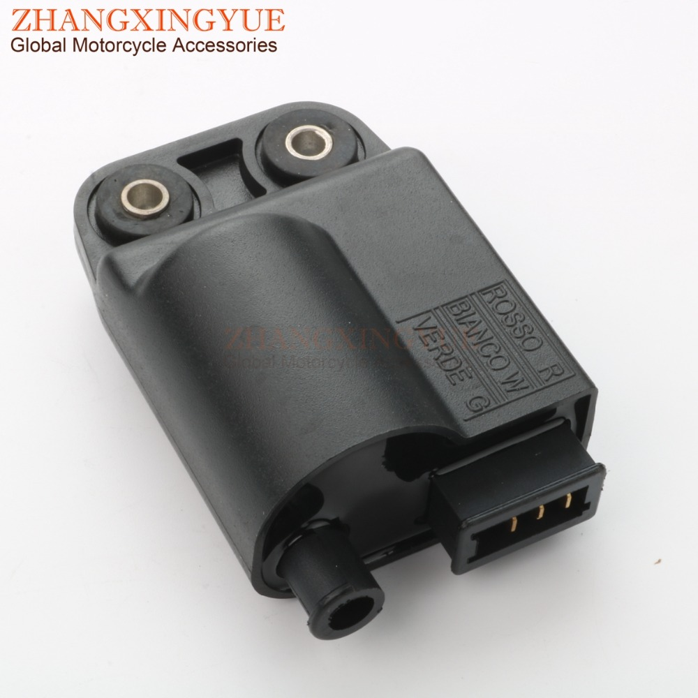 CDI / ignition <font><b>coil</b></font> for Piaggio 50 Vespa Lxv Lx S Zip Diesis Liberty Typhoon Nrg Power <font><b>Dd</b></font> 50cc 2T 58095R 246010102 image