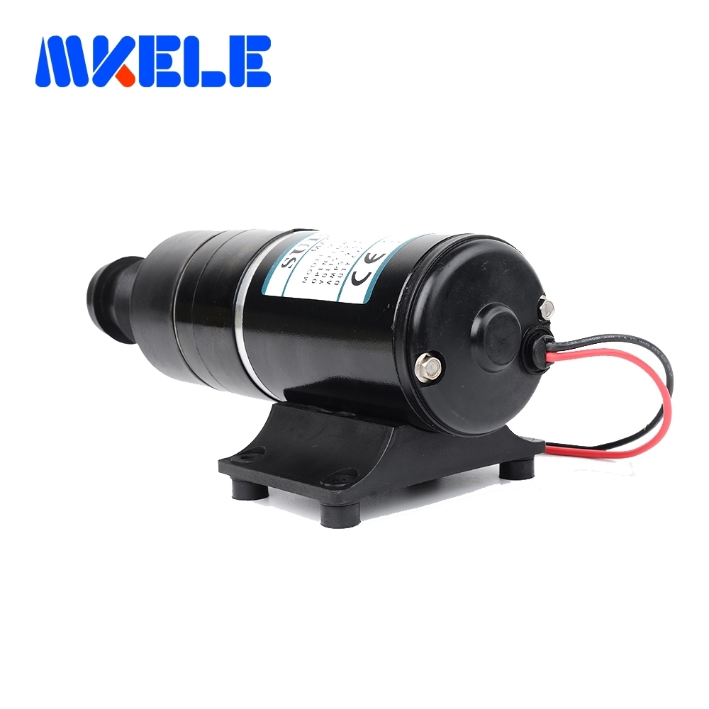 MP-4500-24 24v dc Sewage Macerator Pump 45L/min Centrifugal Water Pump bilge Sewage Pump stainless steel sewage export to 56 countries 100m3 h electric submersible sewage pump