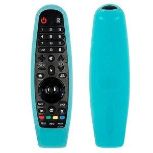 Image 4 - Bảo Vệ Silicone Điều Khiển Từ Xa Dành Cho Tivi LG AN MR600 AN MR650 MR19BA Magic Remote Bao Chống Sốc Có Thể Rửa Được Từ Xa Giá Đỡ