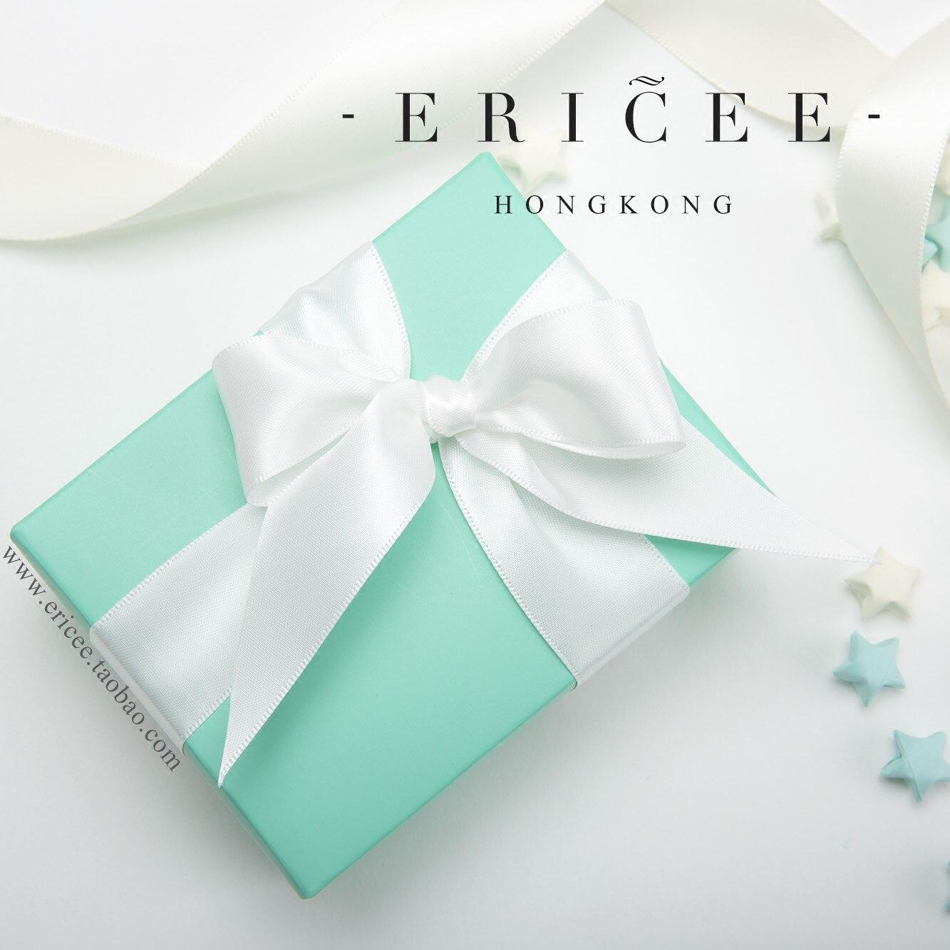 105*85*50mm Mint green jewelry box, gift box