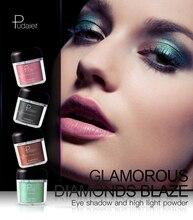 Glitter Metallic Powder Eyeshadow Single Color Pigments