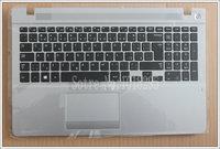Czech Keyboard for Samsung 370R5E 450R5V NP370R5E NP370R5V NP510R5E S02 510R5E S01 NP450R5E NP450R5V CZ keyboard With a shell