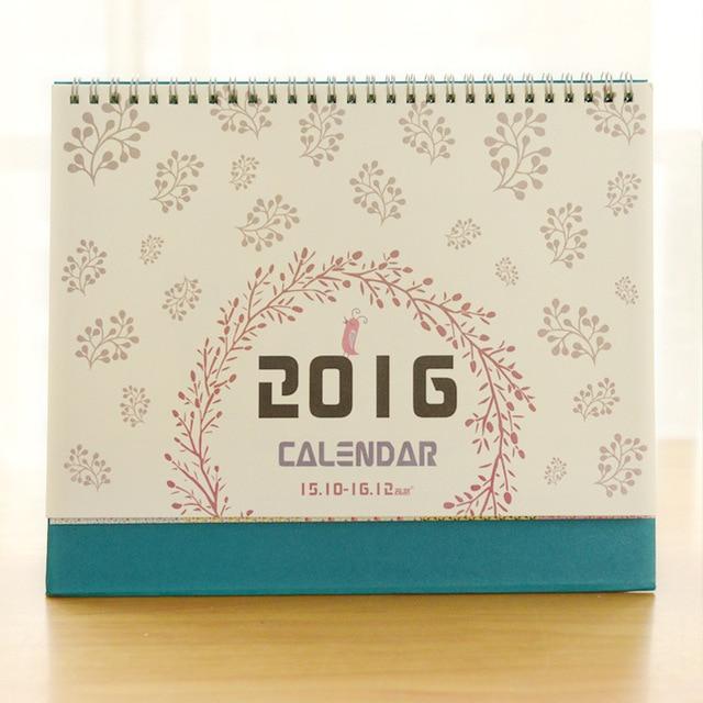 s t cute flowers calendar 2016 calendario calendario 2016 desk