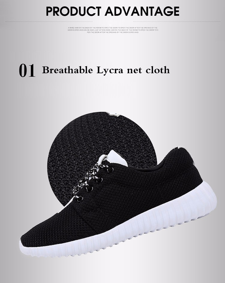 Super Soft Women Trainers Breathable Runner Shoes 2017 Spring Sport Women Casual Shoes Zapatillas Deportivas Fashion Shoes ZD11 (8)