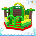 Inflatable Biggors Commercial PVC Large Outdoor Bounce House Inflatable Slide Combo Kids Funcity