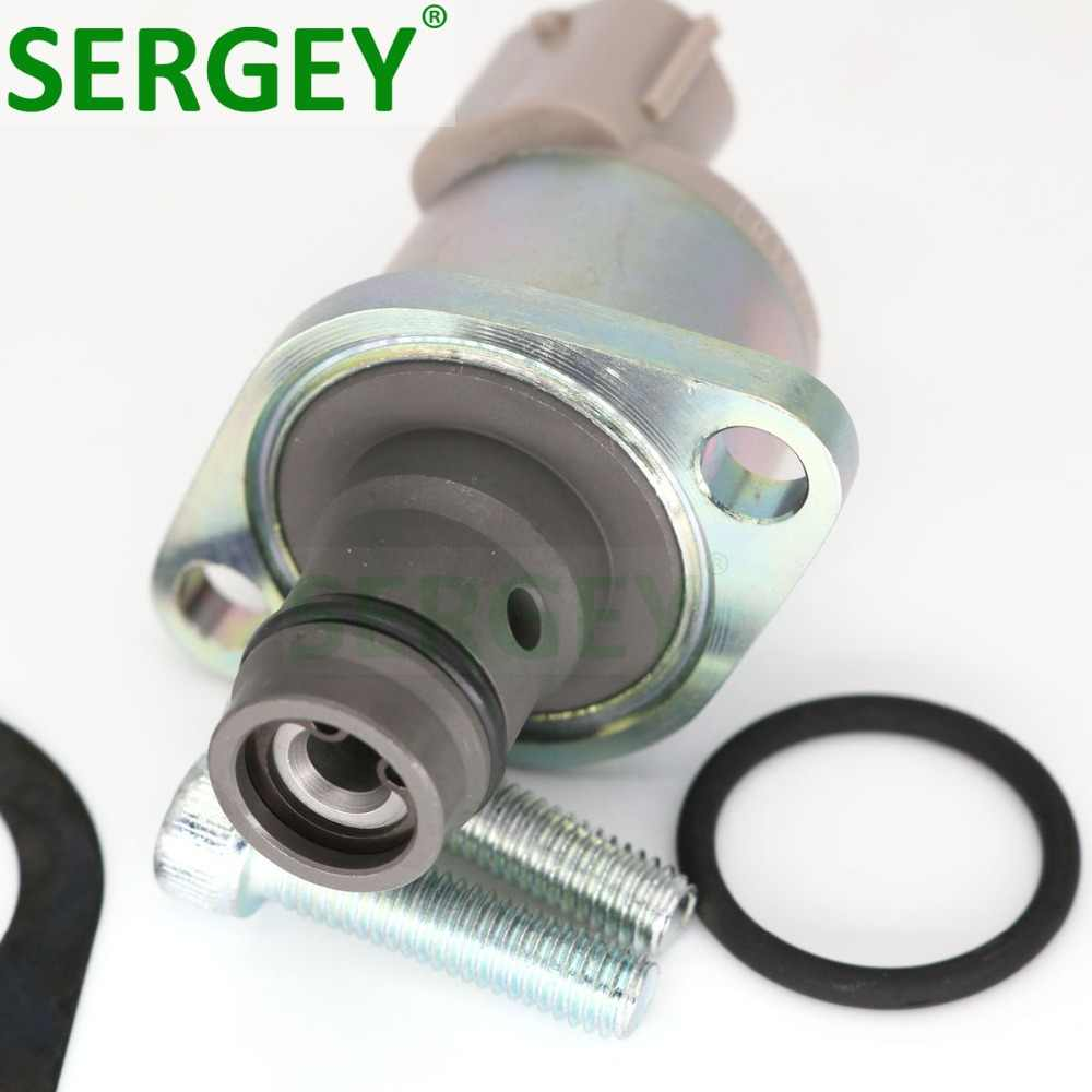 SERGEY Fuel Pump Pressure Suction Control SCV Valve Metering Unit  6C1Q-9358-AB 55582723 98114311 For FORD Transit 2 2 2 4 3 2