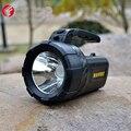 Holofotes portátil Lanterna LED Grande Diâmetro Copo Reflexivo 2000 Lumens LEVOU Ao Ar Livre Recarregável LED Lanterna Lanternas