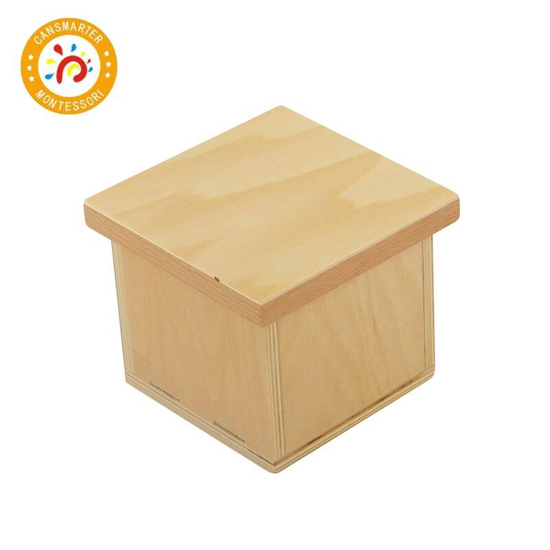 Bébé jouet Montessori Volume boîte avec 1000 Cubes éducation de la petite enfance préscolaire formation enfants jouets - 5