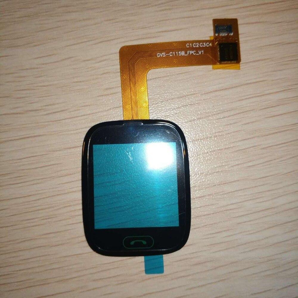 GPS bébé smart watch q90 q100 q750 écran et écran tactile et Affichage écran led écran pour q90 q100q750