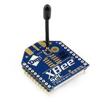 Moduł XBee serii aktualizacji S2 S2C moduł Zigbee moduł bezprzewodowej transmisji danych importowane oryginalny darmowa wysyłka tanie i dobre opinie mrmraket Brak XBEE S2C