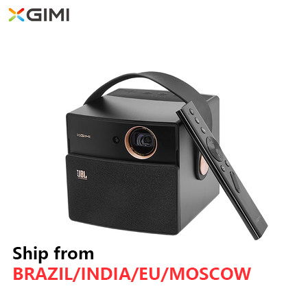XGIMI CC Aurora Mini DLP Projector Home Theater Android Wifi Shutter 3D Support 4K HD Video