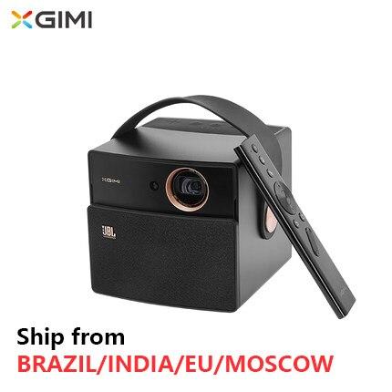 XGIMI CC Aurora mini projecteur dlp Home Cinéma Android Wifi D'obturation 3D Soutien 4 K HD Vidéo Avec Batterie Videoprojecteur Beamer