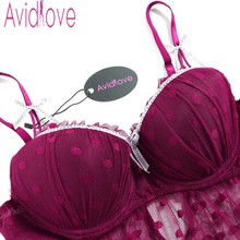 Avidlove Women Sexy Lingerie Dress Babydoll Strap Sheer Polka Dot Sleep Dress Erotic Nightwear Sexy Costumes with G-string u2