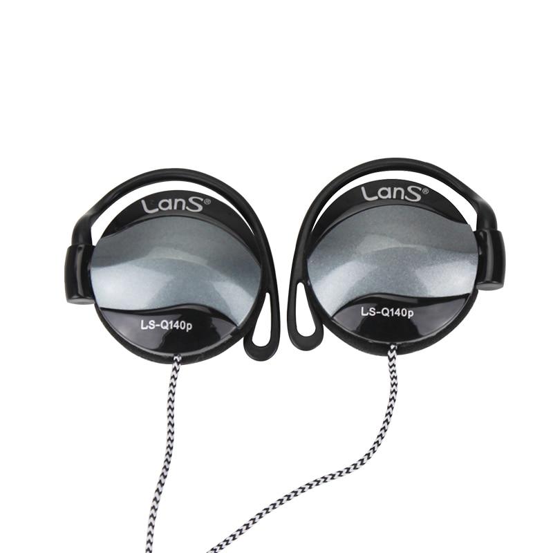 Купить с кэшбэком Sport Earphones Waterproof Headphones Running Sweatproof Stereo Bass Music Headset With Mic For All Mobile Phone