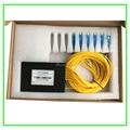 High quality OEM 1X16 FTTH PLC Splitter module SC/UPC 1.5M for fiber optical equipment