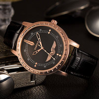 YAZOLE Business Quartz Watch Men Watches Top Brand Luxury Famous Male Clock Wrist Watch For Man