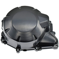 Fit For Yamaha FZ6 2004 2005 2006 2007 2008 2009 2010 Motorcycle Engine Stator Cover Black
