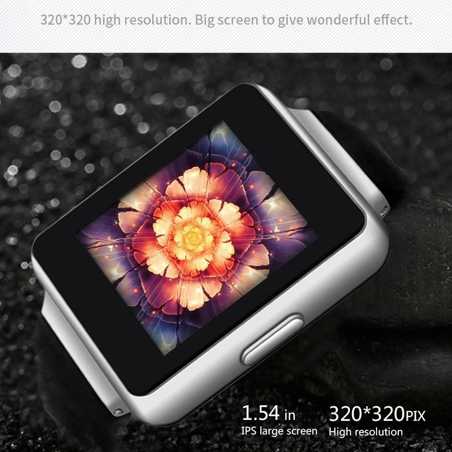 Smart Watch 512MB 8GB Support Bluetooth WIFI 3G GPS Google Play