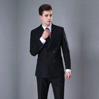 Men's Double Breasted Suit Tuxedo Official Best Men's Wedding Suit Business Casual Handsome Men's Suit Tailor Suit For Men 8107
