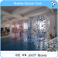 Free Shipping lowest inflatable football bubble ball.soccer bubble zorb ball ,human bumper ball