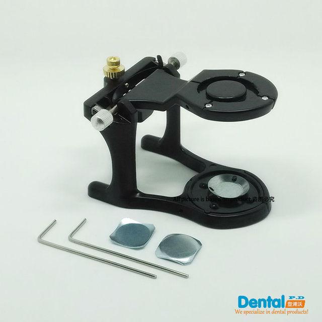 Equipo de laboratorio Dental ajustable pequeño articulador magnético equipo Dental