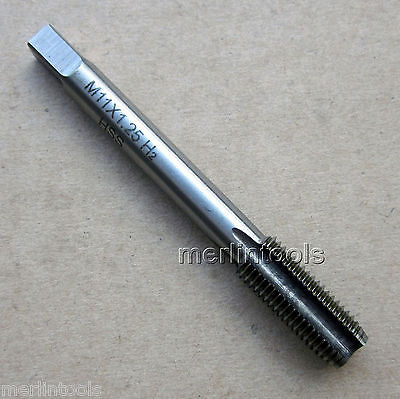 Metric Fine Mf M 6 x 0.5 6 mm Hand Taps Serial Form