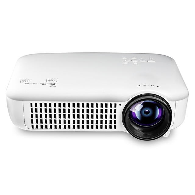 Nuovo originale VS627 Proiettore LCD 1280x800 Pixel 3000 Lumen 1080 P per Home Cinema Built-In Grande schermo di proiezione
