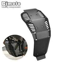 Bjmoto Moto bike Engine Glide Plate Skid Plate Guard For KTM 1050 1190 1190 R Adventure 2013 2016 1290 Super Adventure 2015 2016